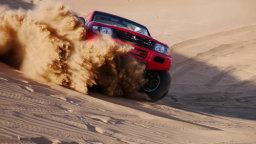 玩轉沙漠一日游