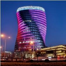 北京兴创大厦照明工程