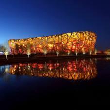 鸟巢,北京良业环境技术有限公司作品
