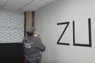 联想音频(ZUK)实验室甲醛治理