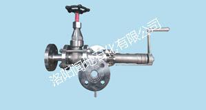 WMGY-1型固液体密闭采样器