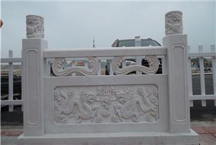 石栏板图案类型