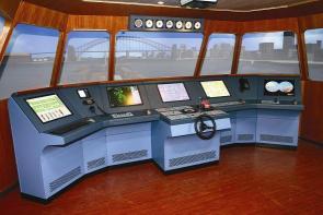 邮轮,航海专业模拟实训设备
