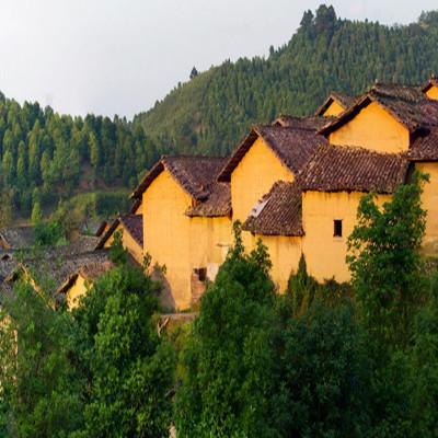 传说中的世外桃源,上林县鼓鸣寨,处处是景