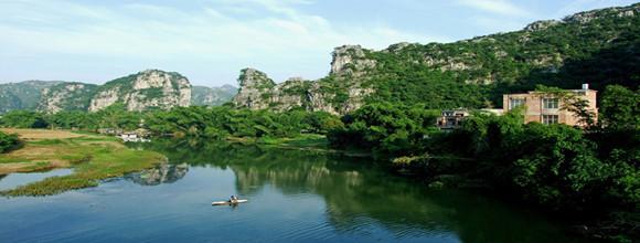 三里洋渡-小桂林之称