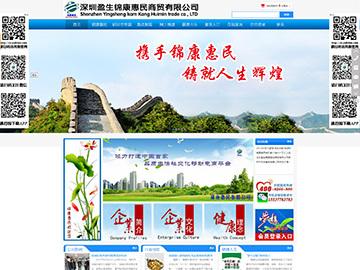深圳盈生锦康惠民商贸有限公司官方网站