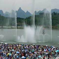 上林县云里湖现代生态农业观光园