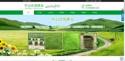 中山市合成草业