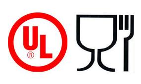 技术实力:UL+LFGB