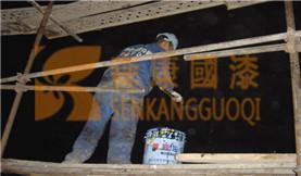 TH-98屏蔽隔热涂料用于炼化公司大型贮