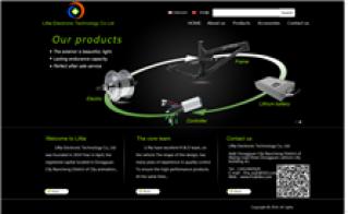 客户网站案例