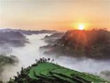 """威远县骑龙坳被国家地理杂志评选为""""最美观"""