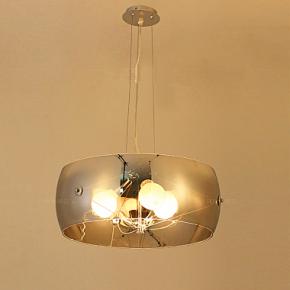 魔戒 LED電鍍玻璃天花吊燈 客廳飯廳書