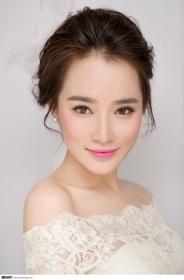 韩式新娘造型