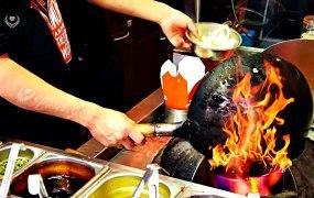 Chinese chef recruit