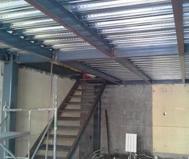 西集厂房改建翻新