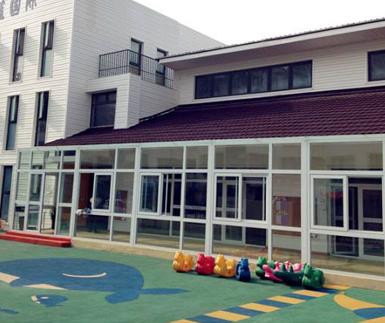 幼儿园整体改造翻新