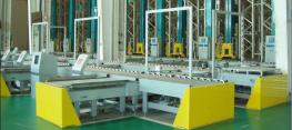 河南永达智能工厂物流系统