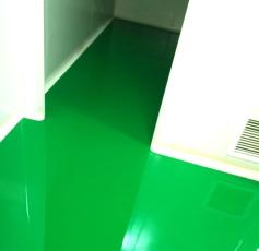 大林食物车间地坪