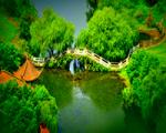 船石湖十一景