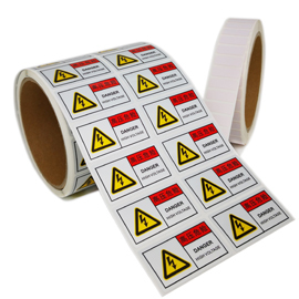 耐高温标签 线路板标贴