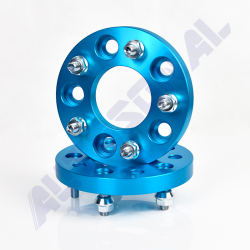 Forged Aluminum Wheel Adapter Spacer 5x120.65 20MM CB74.1 No hub lip -Chevrolet