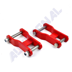 "2"" Extended Shackles Rear Suspension Lift Shackles for Toyota Hulix"