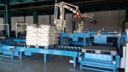营口中粮糖业自动化物流系统
