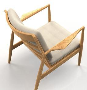 休闲椅子风格