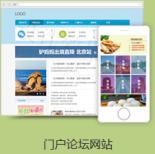 门户论坛网站