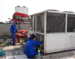 3星级中央空调维修工程师