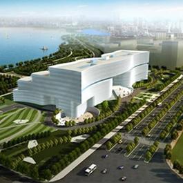 湖北省图书馆工程
