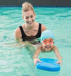 少儿成人游泳私教