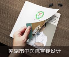 芜湖市中医院宣传设计