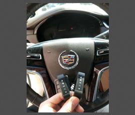 凯迪拉克 配汽车遥控钥匙