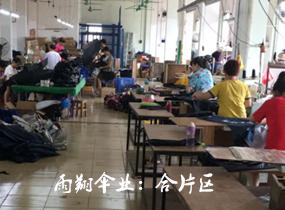 雨翔伞业雨伞厂家合片区