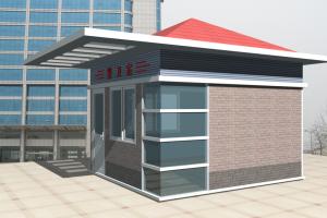 国家电网抢修站、消防站设计制作施工