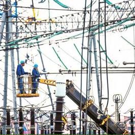 烟台城市电网改造项目