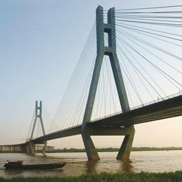 江苏扬州大桥工程