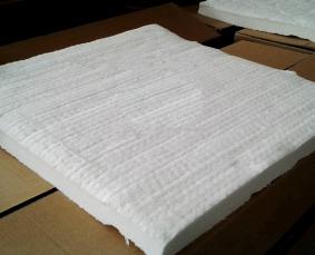 硅酸铝针刺毯耐温度