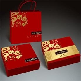 礼品包装盒包装袋套装