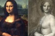 达芬奇还画了一幅裸体蒙娜丽莎?卢浮宫揭开谜底