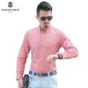 【批发】约翰普森休闲衬衫条纹色织系列18007