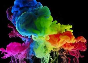 冲击视觉神经的彩色世界