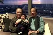 """82岁著名艺术家""""福娃之父""""韩美林喜得贵子"""
