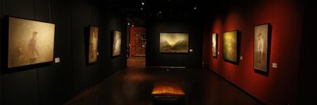 《不忘初心》王刚画展在北京开幕