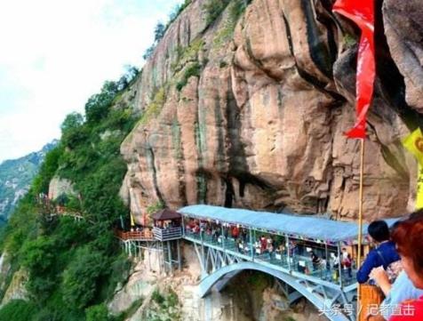 大水川、九龙山景区可以免费坐旅游直通车