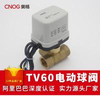 TV60電動球閥