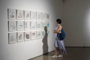 《气韵非师》展在今日美术馆开幕