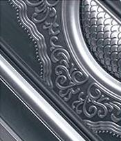 航空材质锌钢合金